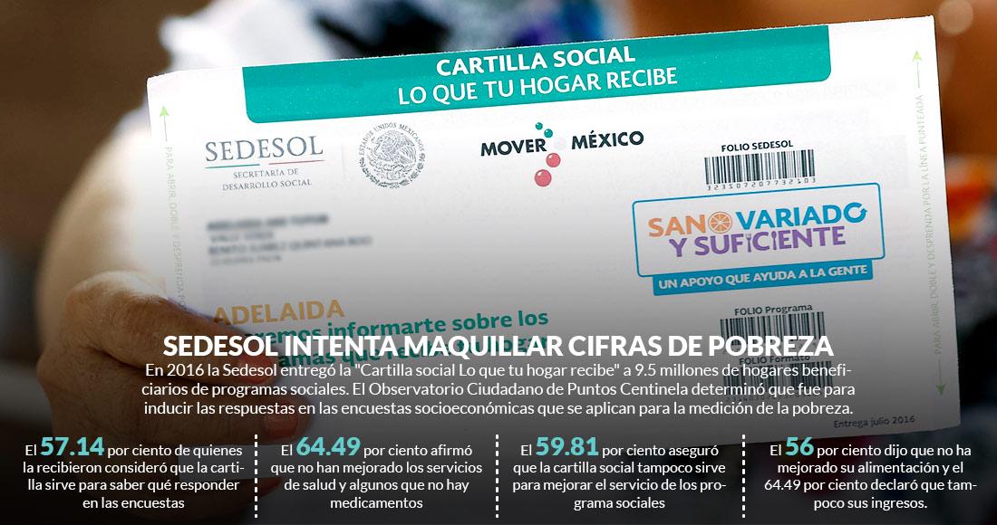 Inegi y Coneval lanzan nuevo modelo para medir pobreza en México