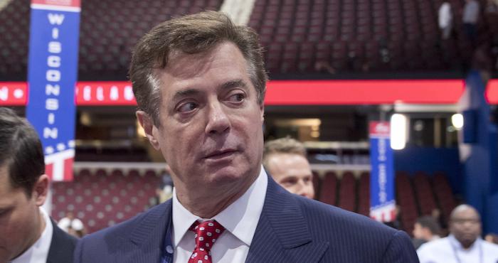 FBI allanó la casa del exjefe de campaña de Donald Trump: WP