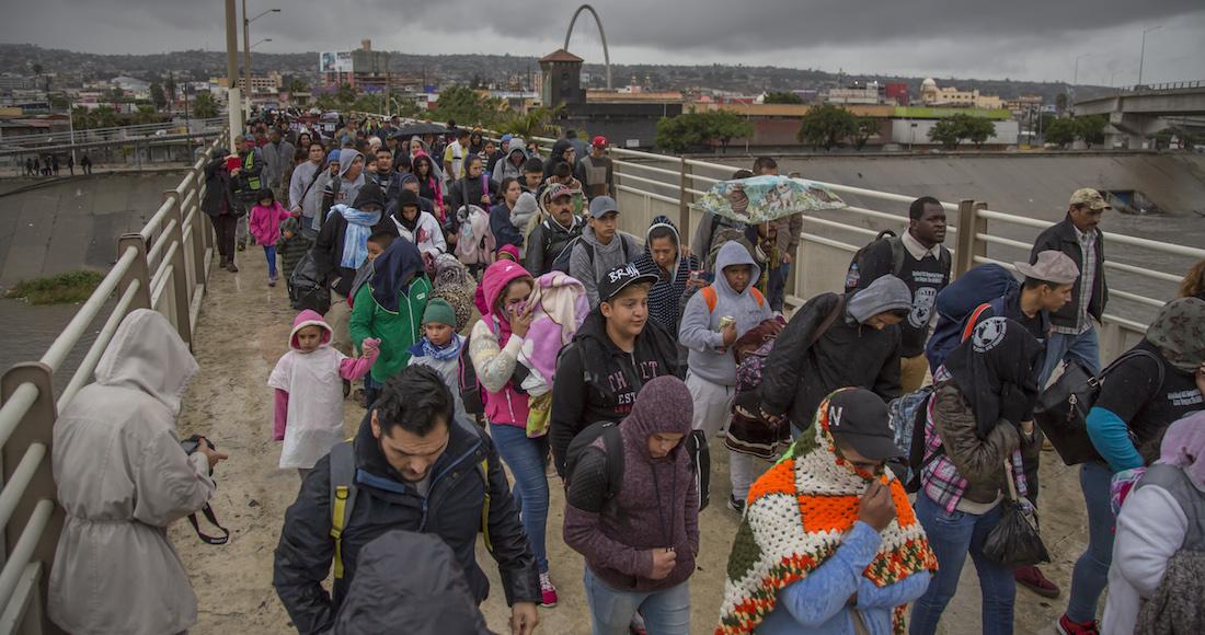 Crítica ONU política migratoria de México