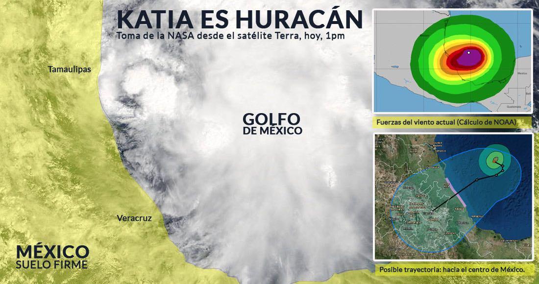 El huracán Irma azota República Dominicana — Foto y video
