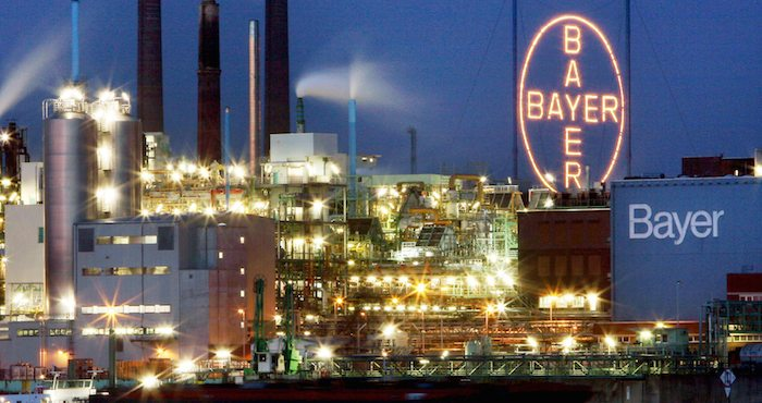 Para poder comprar Monsanto, Bayer vende parte de su empresa a Basf