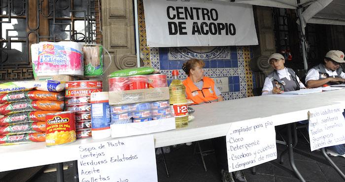 Así es como puedes ayudar a las víctimas del sismo en México