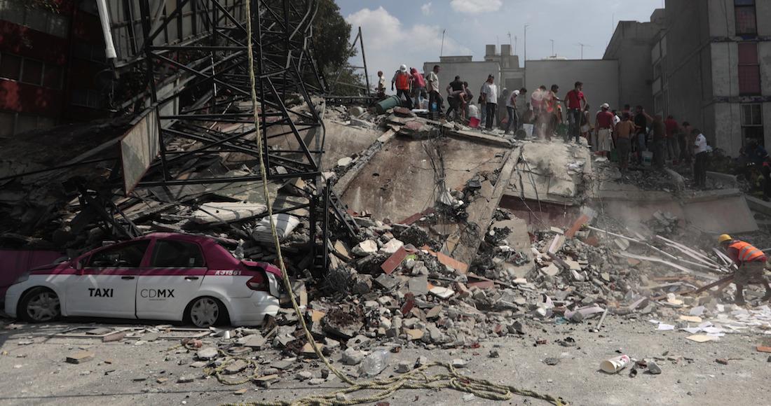 Honduras y Guatemala envían rescatistas a México