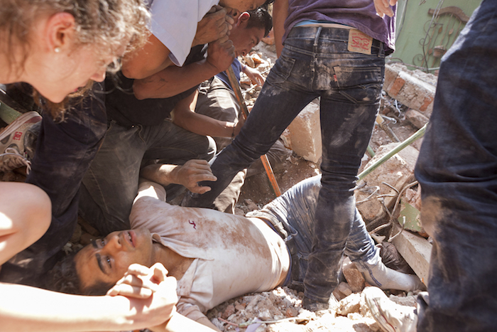 Honduras apoyará labores de rescate en México tras sismo
