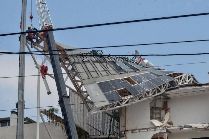 Delegación Benito Juárez demandará a dos constructoras por edificios afectados durante sismo