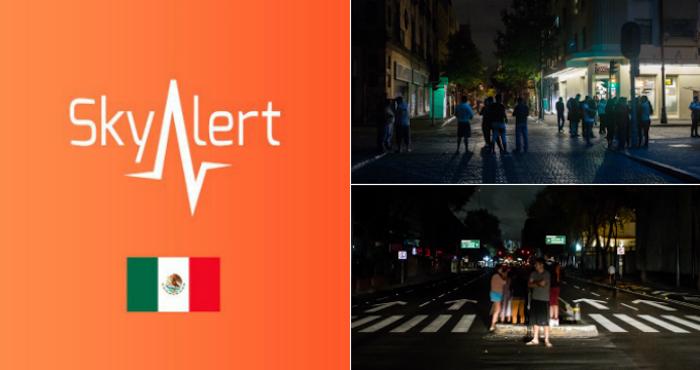SkyAlert emite alerta sísmica por error y asusta a usuarios