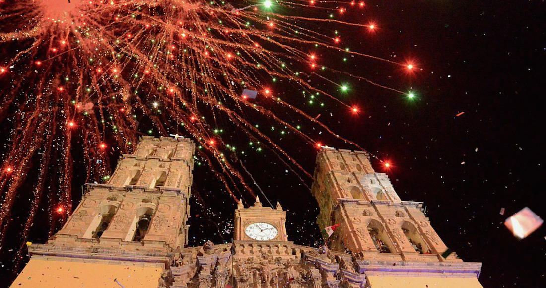 Dolores Hidalgo, cuna del movimiento independentista, celebra 207 años de tradición