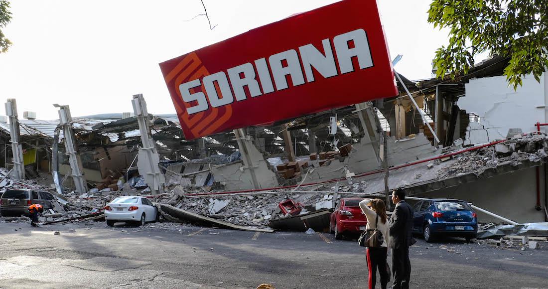Estados afectados: 16% de negocios, con daños
