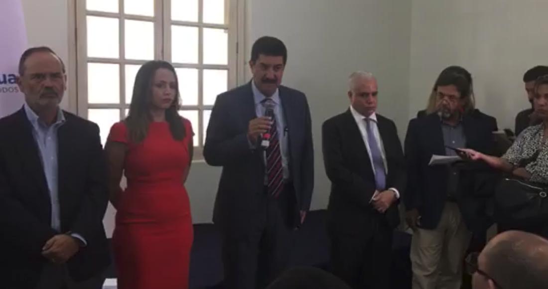 Javier Corral pide a PGR extraditar a César Duarte