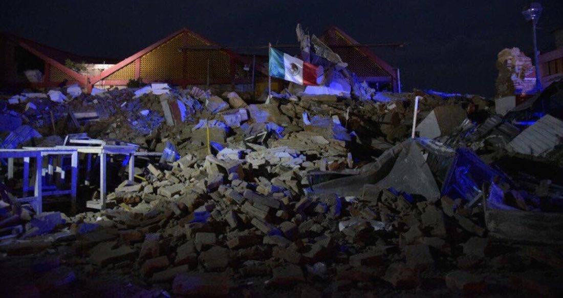 Más ayuda para damnificados por el sismo, UNAM e IPN se suman