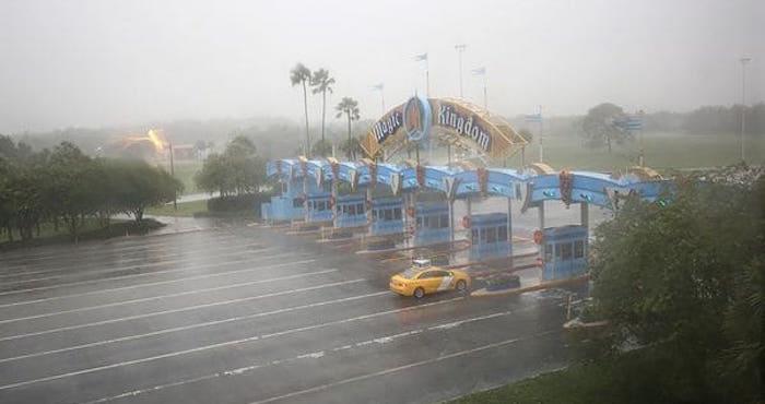 Parques Disney y Universal cierran por el huracán Irma