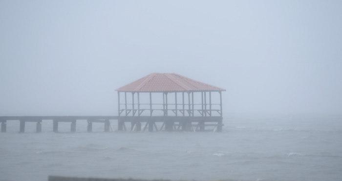 El huracán Irma arrasa en Barbudas