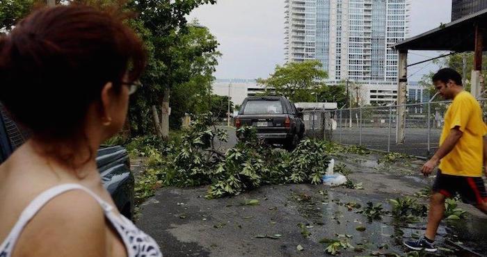 Reos y cocodrilos en las calles, peligros que dejó Irma