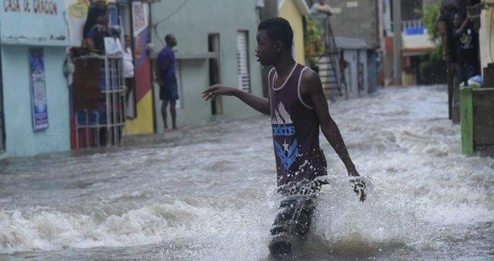 El impactante video del Huracán Irma, que ya causó 9 muertos