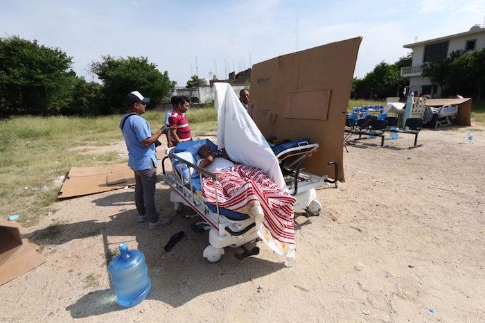 Sube a 61 número de muertos por terremoto en México, dice presidente