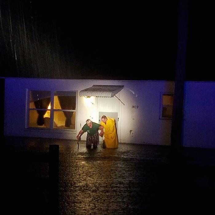 Florida registró saqueos durante el paso del ciclón — Irma