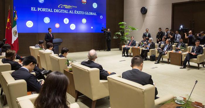 Prioritario defender el libre comercio, destaca Peña Nieto en Cumbre BRICS
