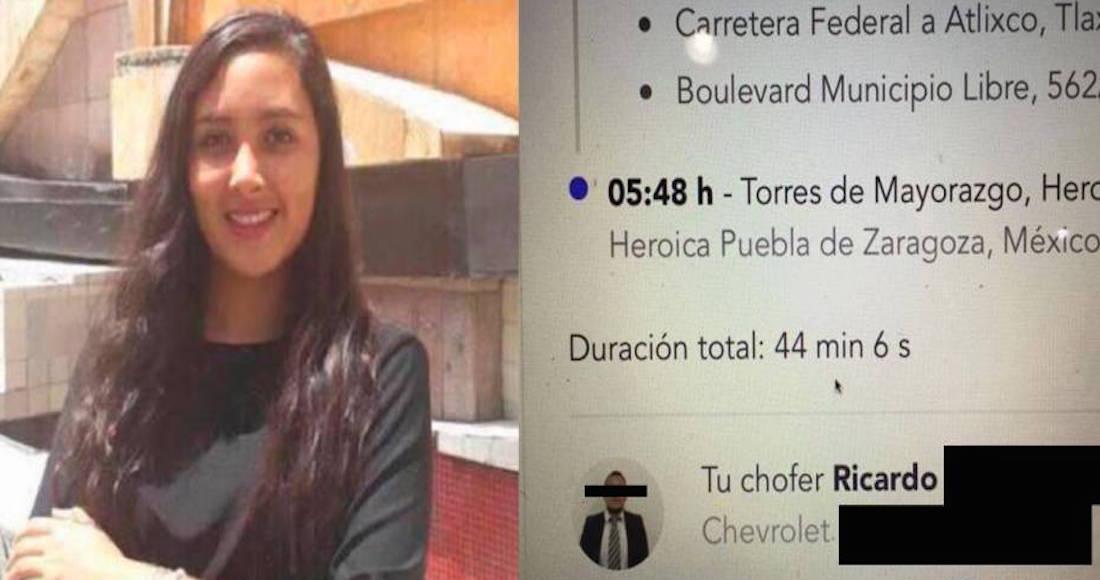 Resultado de imagen para Estudiante xalapeña desaparecida fue acechada por un hombre desde el antro; le tomó fotografías y video