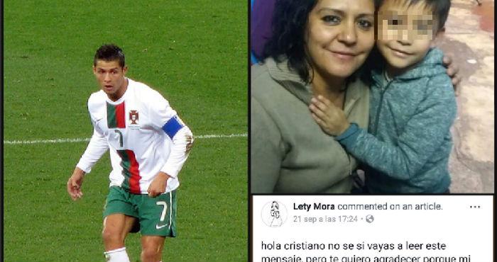 Cristiano Ronaldo muestra su lado más humano con México tras devastador terremoto
