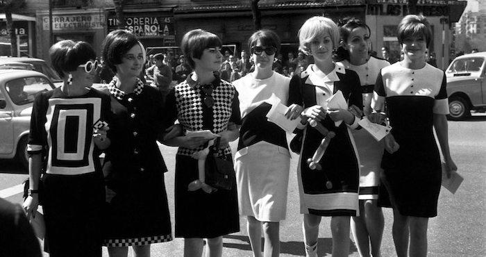 11942779c La historia de la minifalda: la prenda que nació en los sesentas ...
