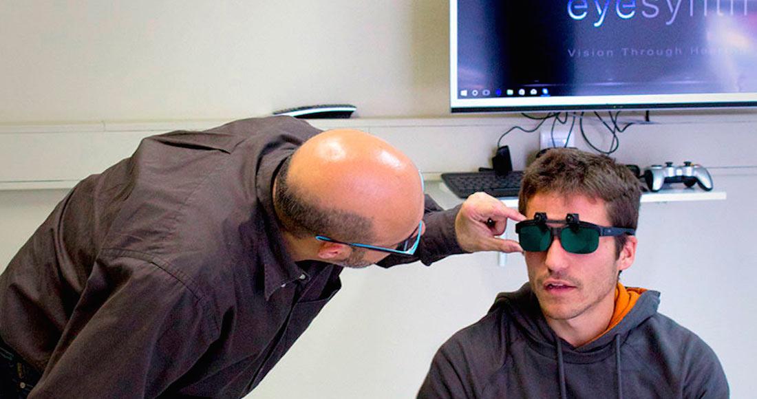 Una startup española busca facilitar la movilidad de las personas con discapacidad visual. Foto: TICBeat