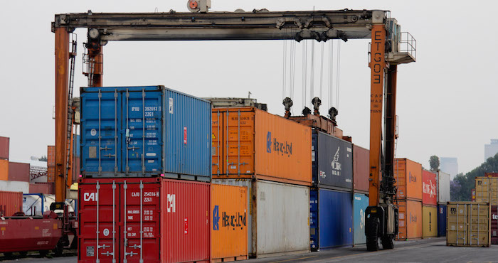 Exportaciones mexicanas suben 10.3% anual en agosto