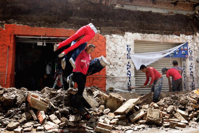 Hacienda exime de impuestos a afectados por el terremoto