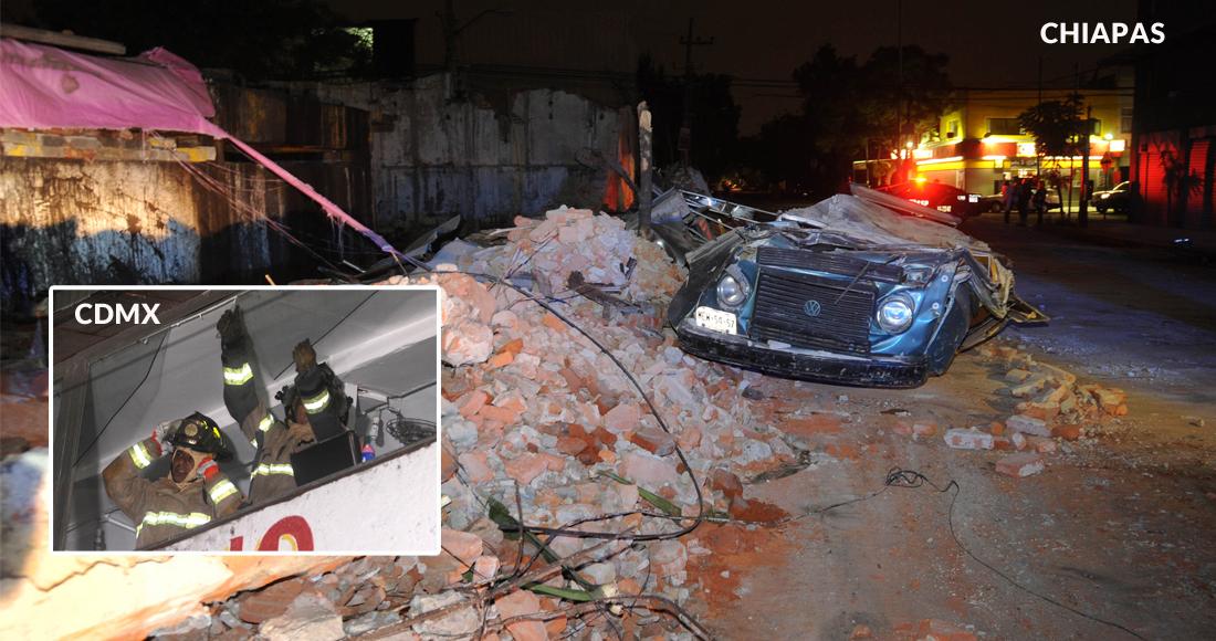 Asciende a 91 la cifra de muertos por el sismo