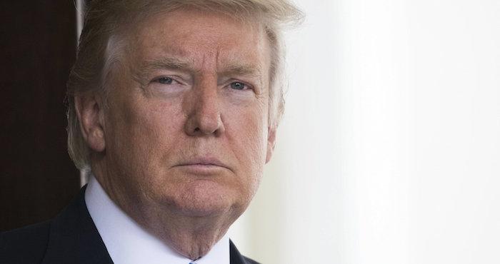 Donald Trump se convierte en abuelo por novena vez