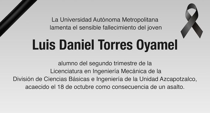 Asaltan y asesinan a estudiante de la UAM Azcapotzalco