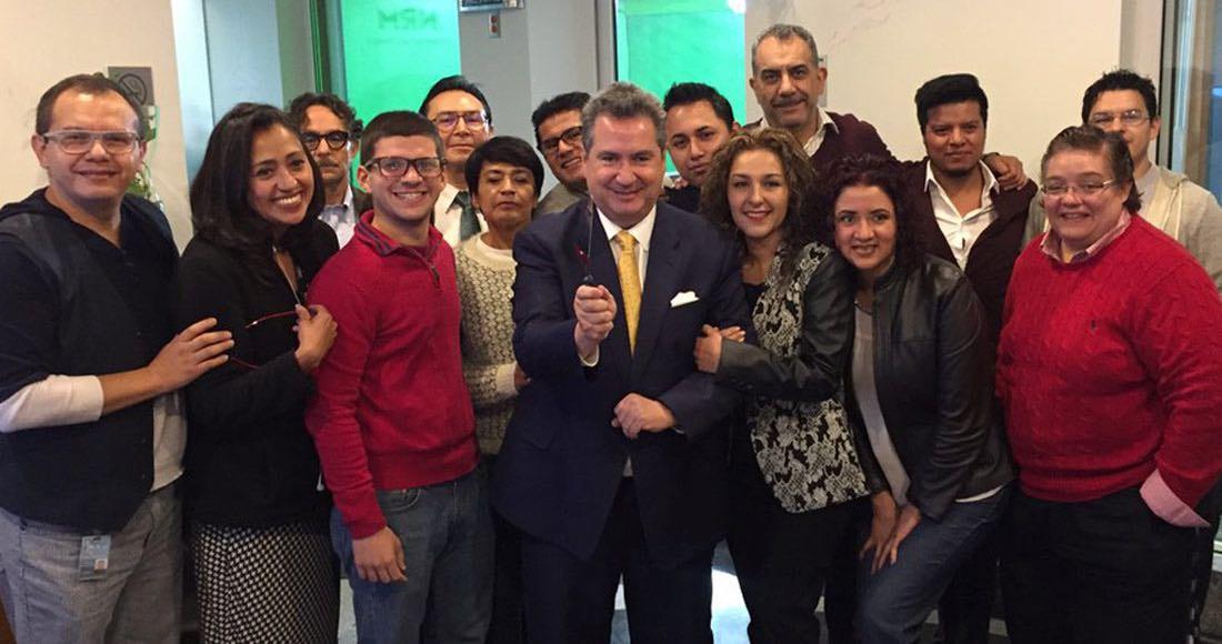 Anuncia Leonardo Curzio su salida de Enfoque Noticias