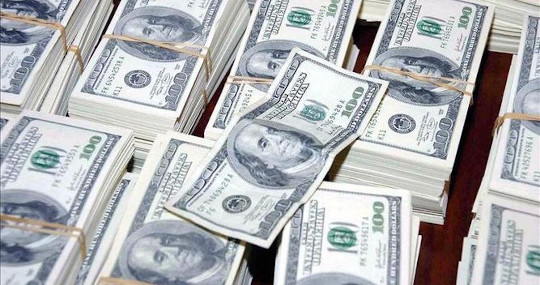 Peso pierde, atento al TLCAN; dólar se vende hasta en $19.20
