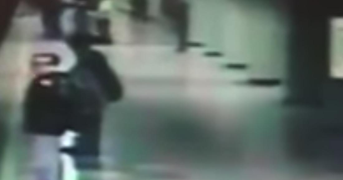 Empujan a mujer a vías del metro y muere en CDMX
