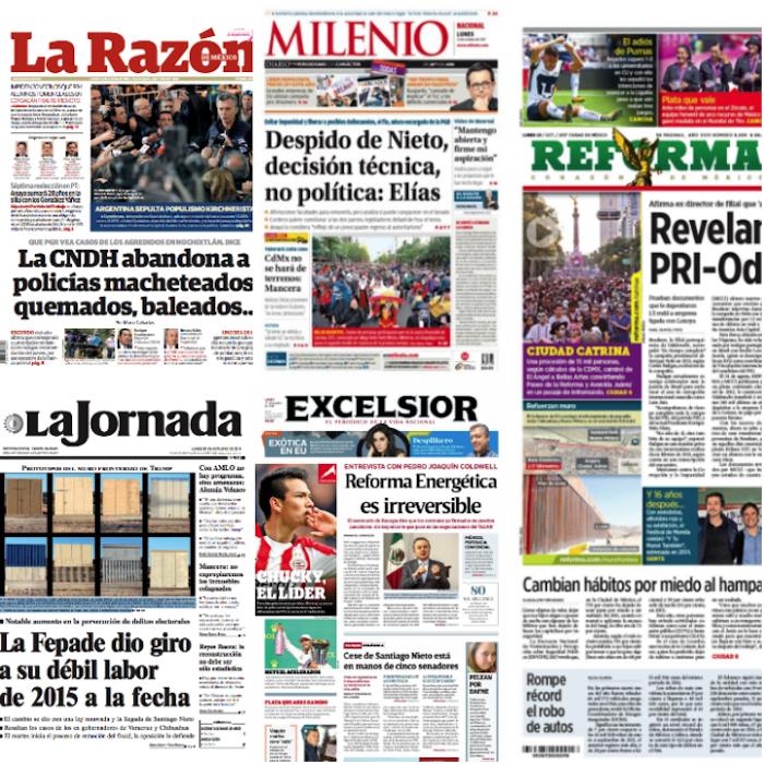 Filial de Odebrecht acompaño campaña de Peña en 2012