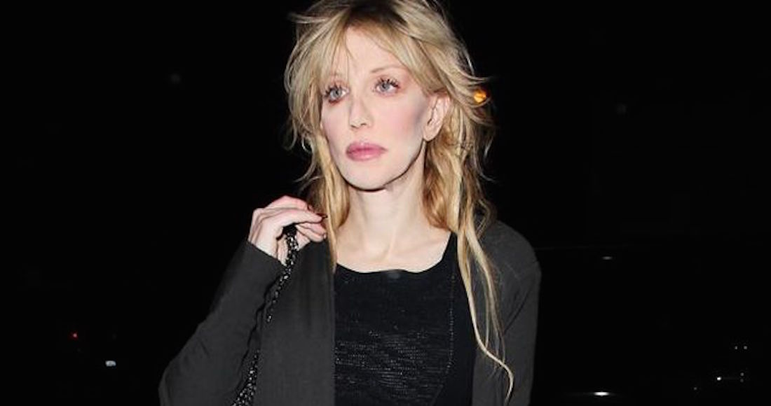 Courtney Love advirtió sobre Harvey Weinstein desde 2005