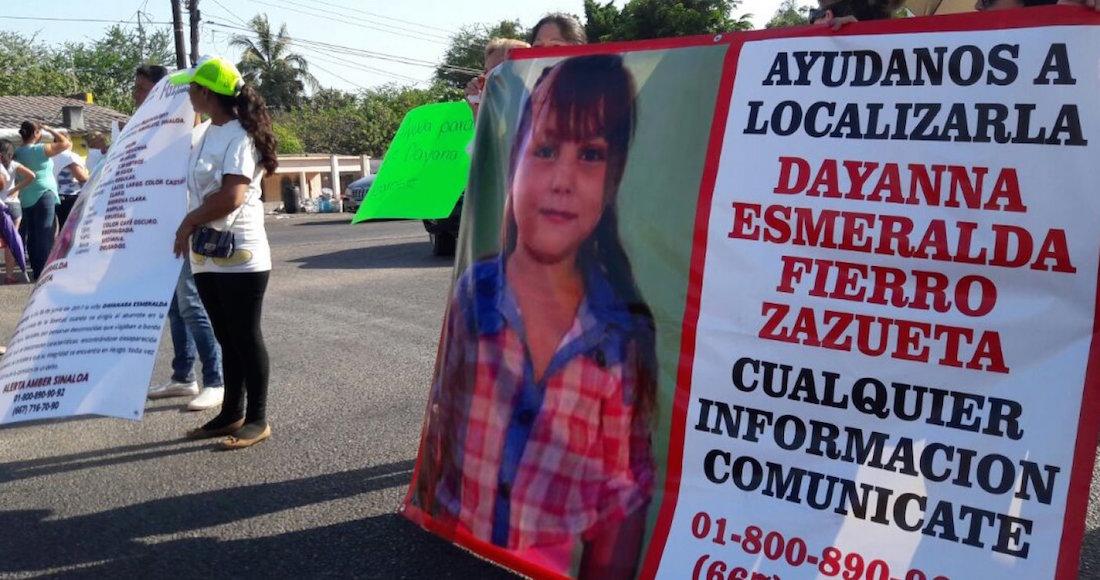 Localizan restos de menor desaparecida desde junio en Sinaloa