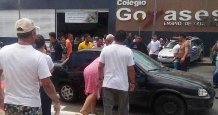 Niño mató a dos compañeros en una escuela en Brasil