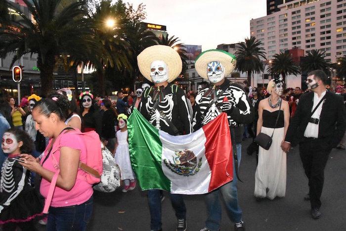 Catrinas, la tradición más viva del Día de Muertos en la CDMX