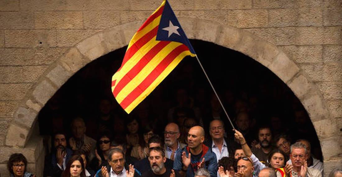 Violencia y caos dejan 337 heridos — Referéndum Cataluña