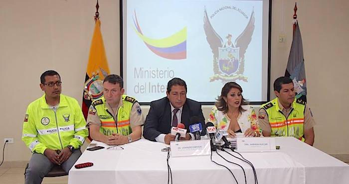 Un profesor fue capturado en Quito por presunto abuso sexual a menores