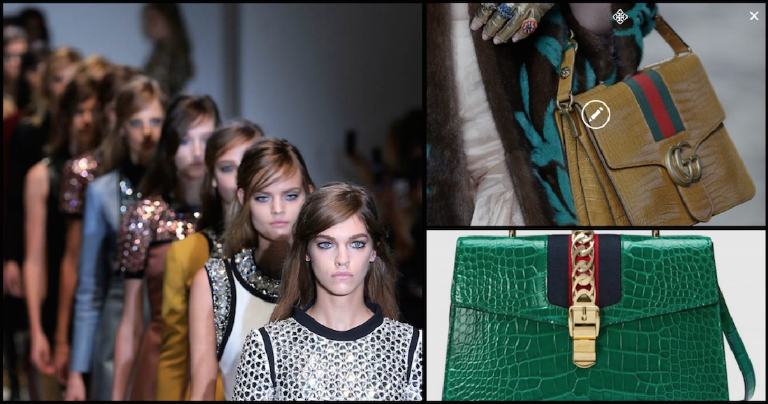 412f9a6e63 Gucci le dice adiós a las pieles en sus colecciones; subastará las prendas  que le queden   SinEmbargo MX