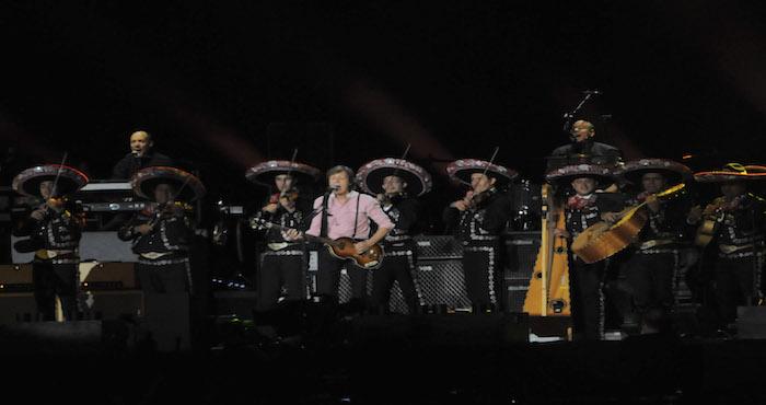 Paul McCartney envía solidario mensaje a México