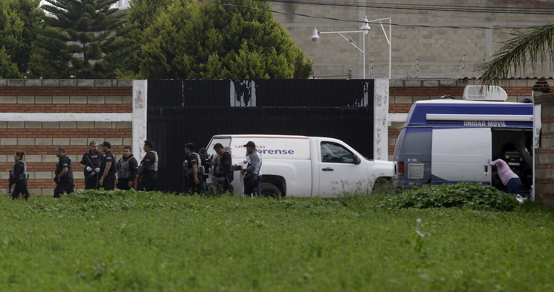 Abaten al Z55 en enfrentamiento en Puebla
