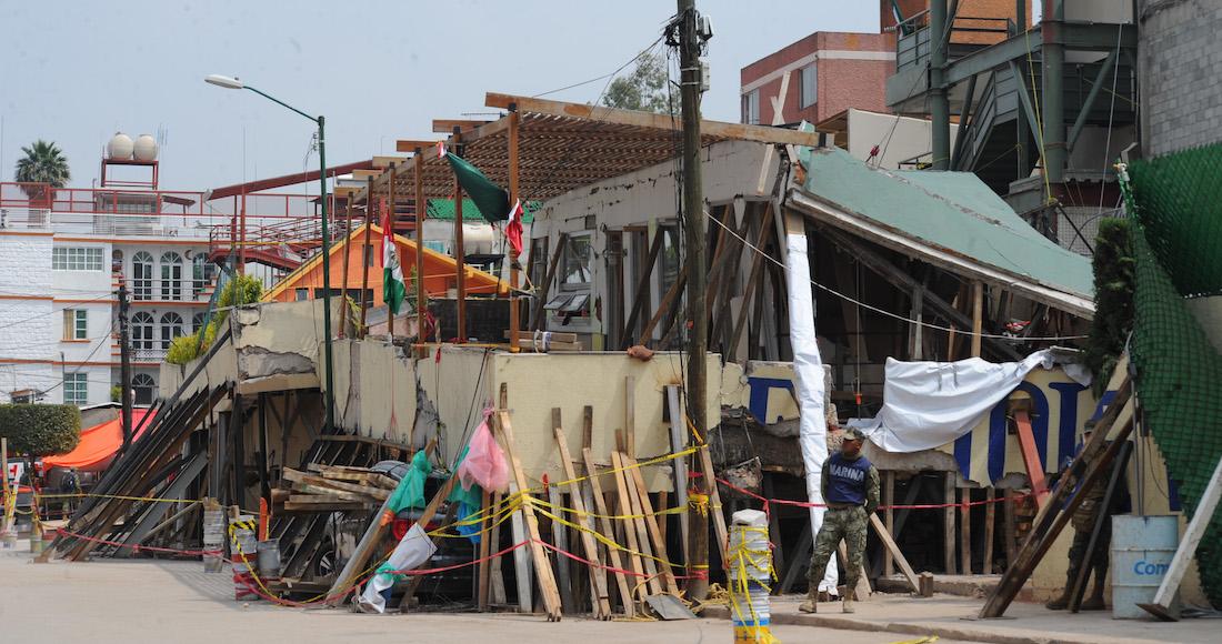 Tras sismo, la SEP revoca autorización al Rébsamen