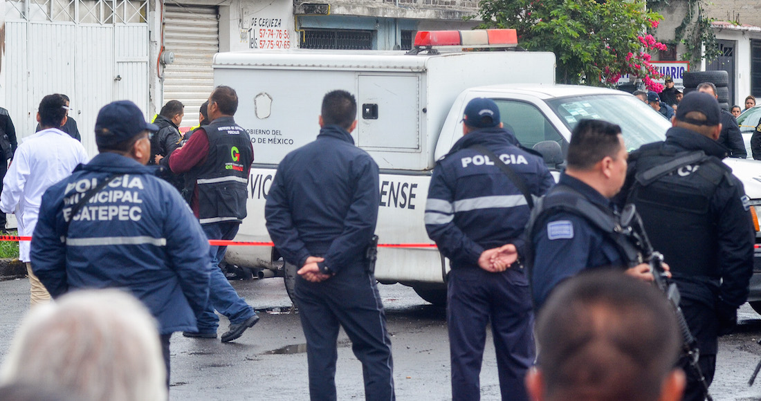 Ofrecen 500 mil pesos por presunto homicida de familia de Tultepec