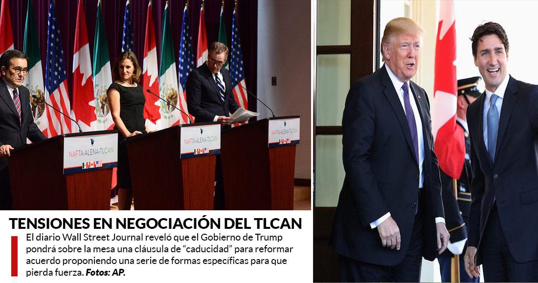 Peso avanza previo a cuarta ronda de renegociación del TLCAN
