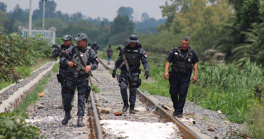Acusa a Ferromex de no atender el robo a trenes