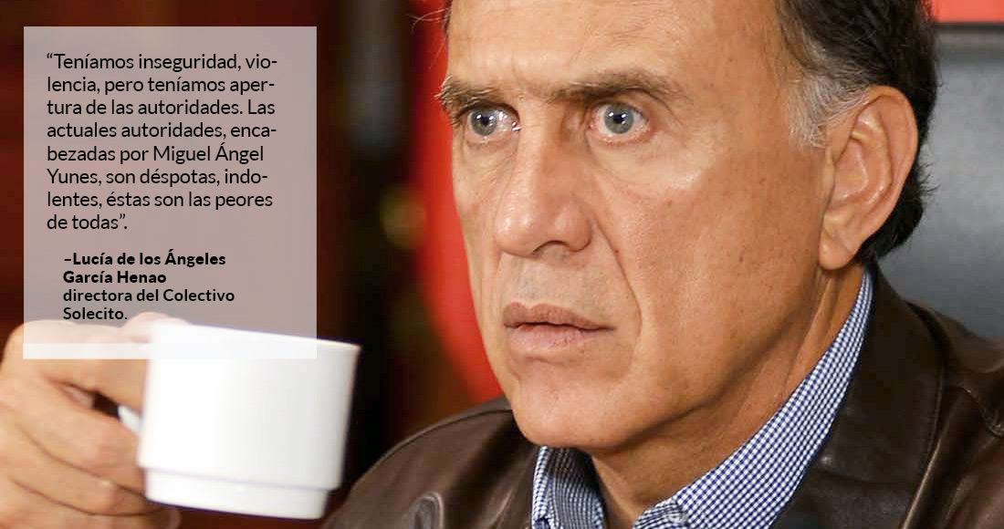 Quitan concesiones a transportistas en Veracruz