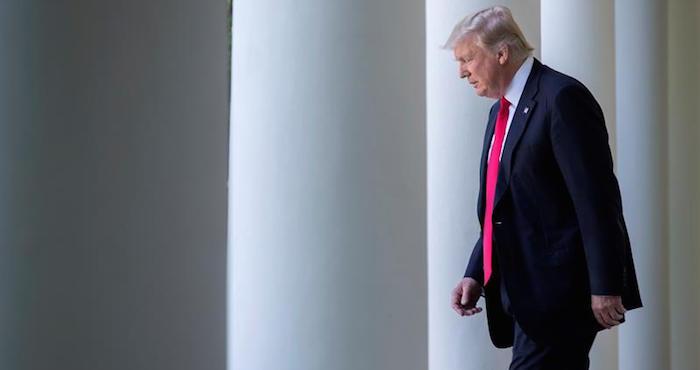 Francia excluye a Trump de cumbre climática