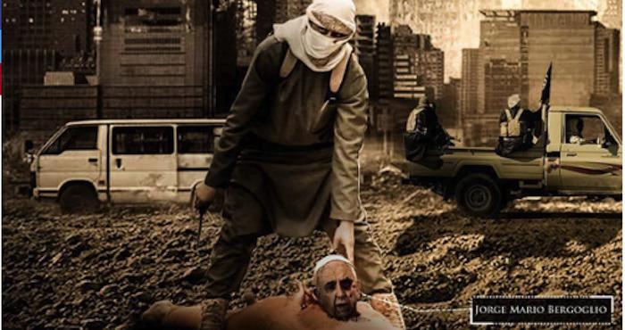 Estado Islámico lanza nueva amenaza contra el Papa